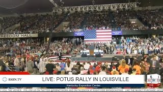 full event president donald trump holds massive rally in louisville ky 3 20 17