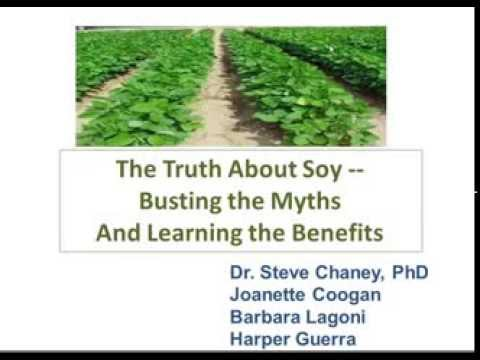 The Truth About Soy Busting the Myth