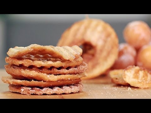 Donut Chips Recipe — Dishmaps