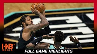 LA Clippers vs Charlotte Hornets 5.13.21 | Full Highlights