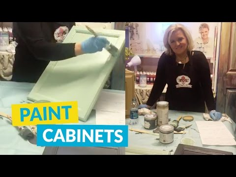 All About Painting Your Cabinets