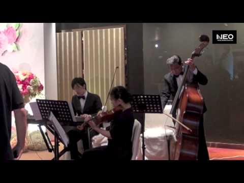 Hong Kong Wedding Violin Trio