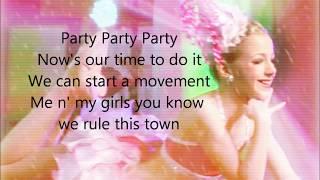 Dance Moms Party Party Party Lyrics