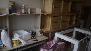 禾輋邨中房單位翻新工程完工片段142 @ 興偉室內設計裝飾工