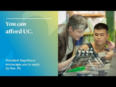 You can afford UC