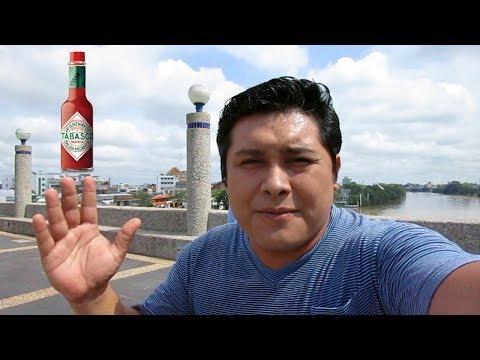 Conocí el centro de Villahermosa, Tabasco