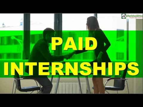 Top 10 Paid Internships To Travel And Work Abroad Around The World