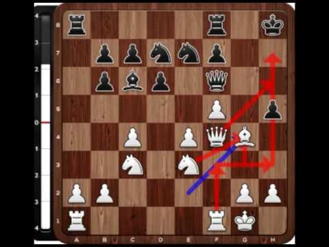(8) Garry Kasparov vs Nigel Short (Linares, 1992) // Apertura Escocesa