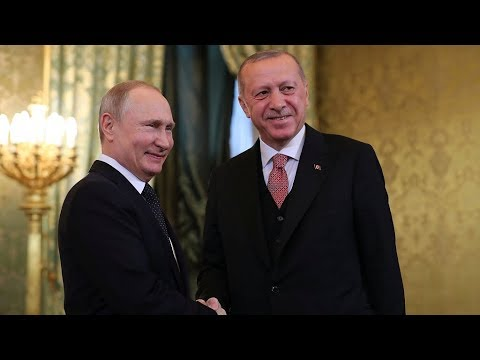 Putin, Erdogan agree to implement delivery of S-400 missile system