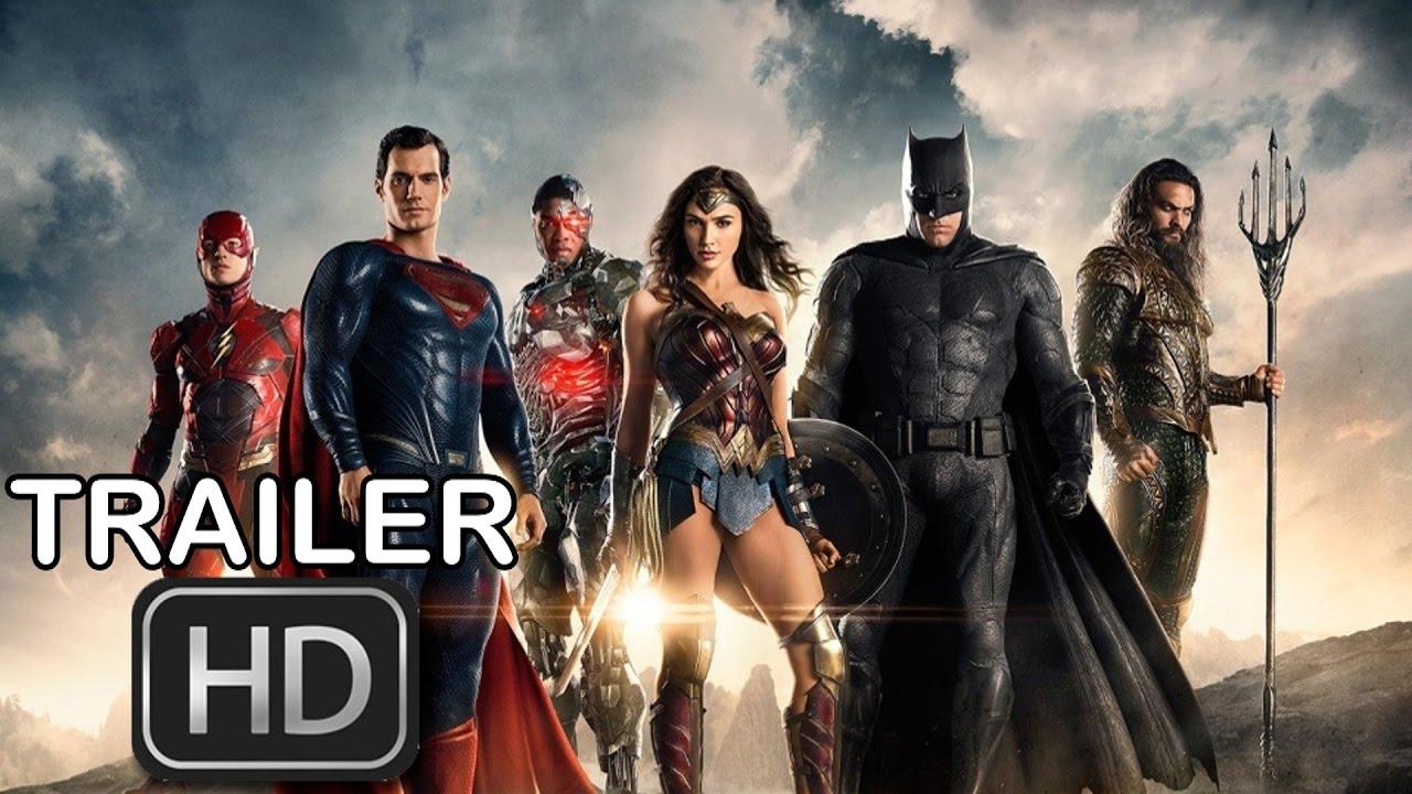 Liga de la justicia trailer oficial 2017 subtitulado hd