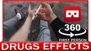 Download 360° VR VIDEO - DRUGS EFFECT - Experience in First Person View - T2 TRAINSPOTTING (sensibilisation) Mp3 and Videos