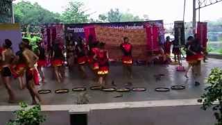 ATI-ATIHAN FESTIVAL DANCE of BS Tourism 1-A