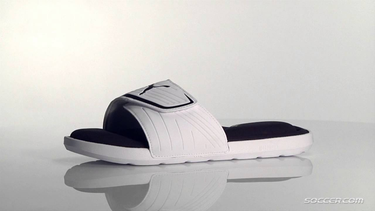 012d0a61943c4 Puma Starcat Mfoam Sandals - YouTube