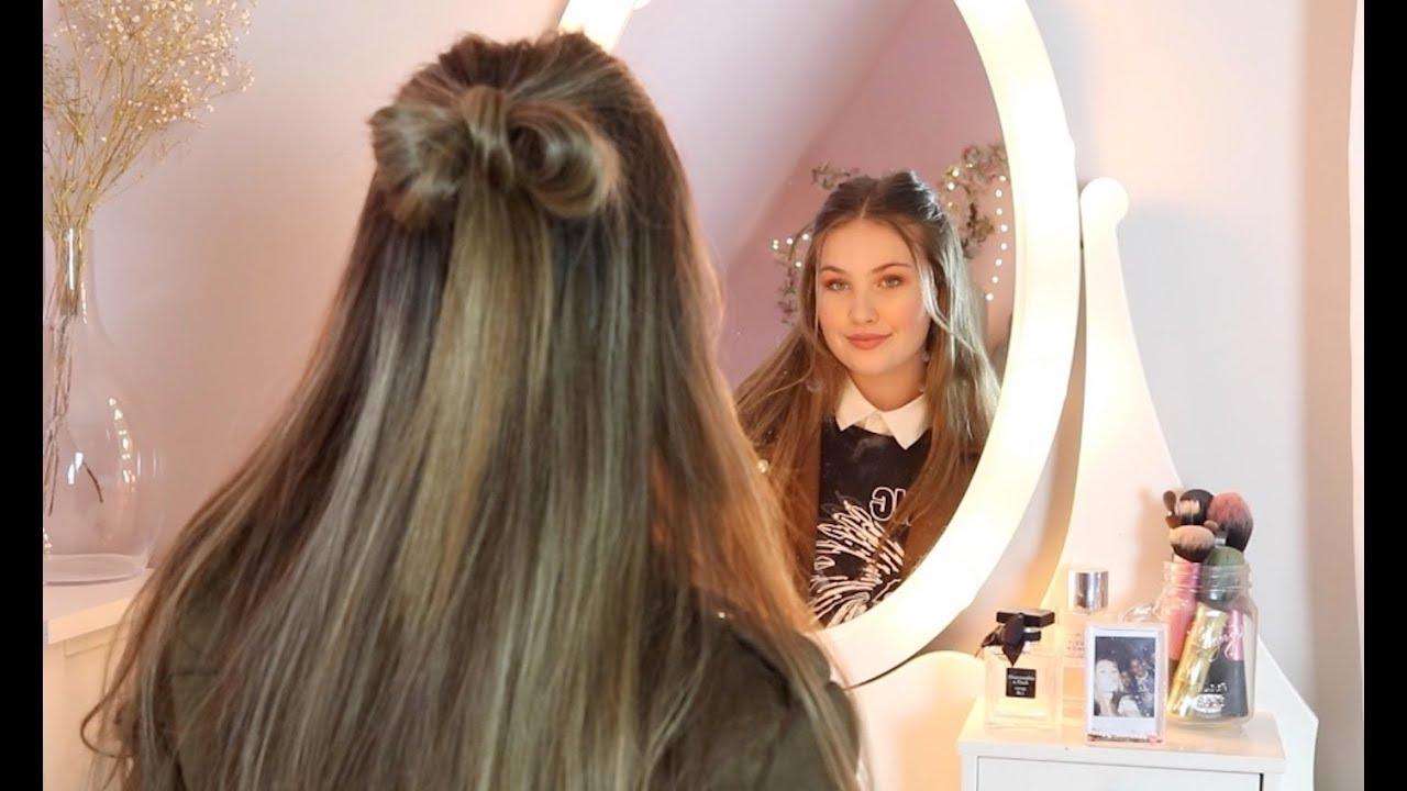 Haar Looks Voor School Joy Beautynezz Youtube