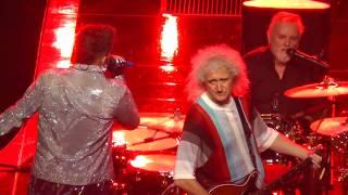 Queen+Adam Lambert 7/23/17: 15 - Under Pressure - Uncasville, CT