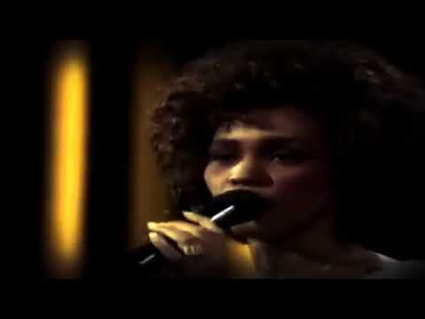 Whitney Houston   One Moment In Time Live