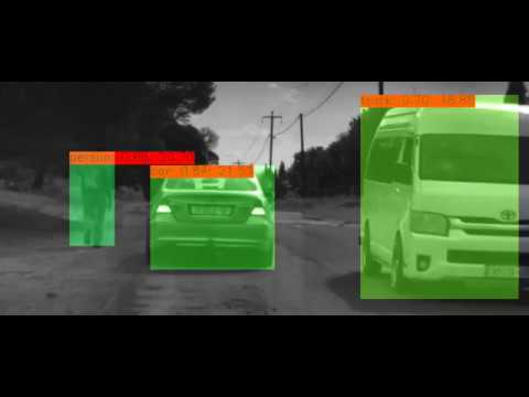 Schauenburg : dotNetix - Using Deep Neural Networks to detect objects in a road scene.