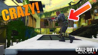 CRAZY GLITCHES ON BO3 YOU HAVE TO TRY... (Evac Glitches BO3)