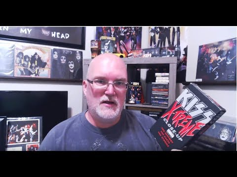 KISS Chat, Memories And Magazines - Live Stream Replay