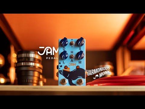 Jam Pedals Harmonious Monk: A Cinematic Review