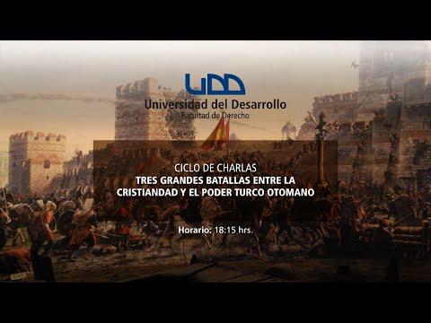 Ciclo de Charlas   Tres grandes batallas entre la cristiandad y el poder turco otomano: Lepanto