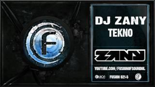 DJ Zany - Tekno