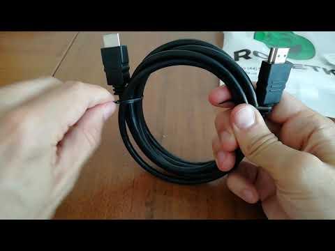 Кабель Patron HDMI - HDMI v1.4 19Pin 30AWG 1.8 м (CAB-PN-HDMI-1.4-18)