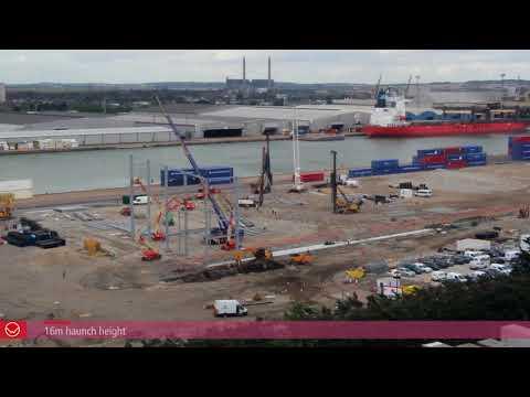 Berth 45, Port of Tilbury