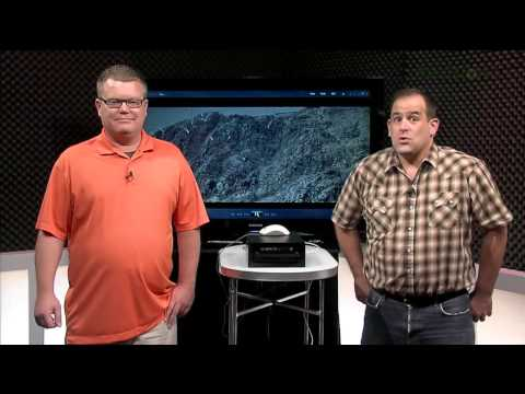 1.2 Inch Thin HDTV! Nvidia Ion HTPC Tested, 480Hz ...