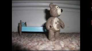 Little Charley Bear TOY BOX ACCIDENT!!!