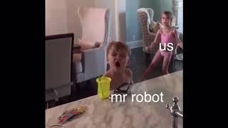 mr. robot as vines