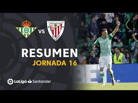 Resumen De Real Betis Vs Athletic Club (3-2)