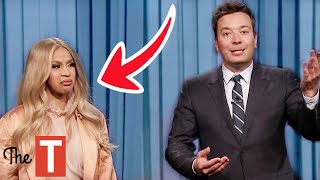 Jimmy Fallon's Most Uncomfortable Interview Moments