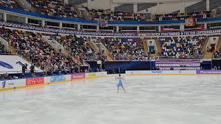 Камила Валиева Короткая программа 2 этап кубка России по фигурному катанию 2020 2021