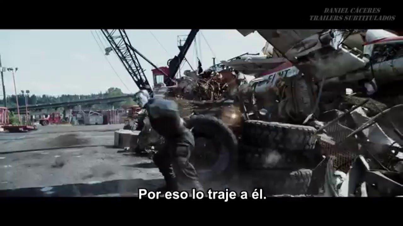Deadpool - Trailer #2 Subtitulado al Español [HD] | Red ...
