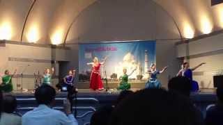 Kannanule song performace by japanese girls   in Tokyo