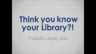Library Facts