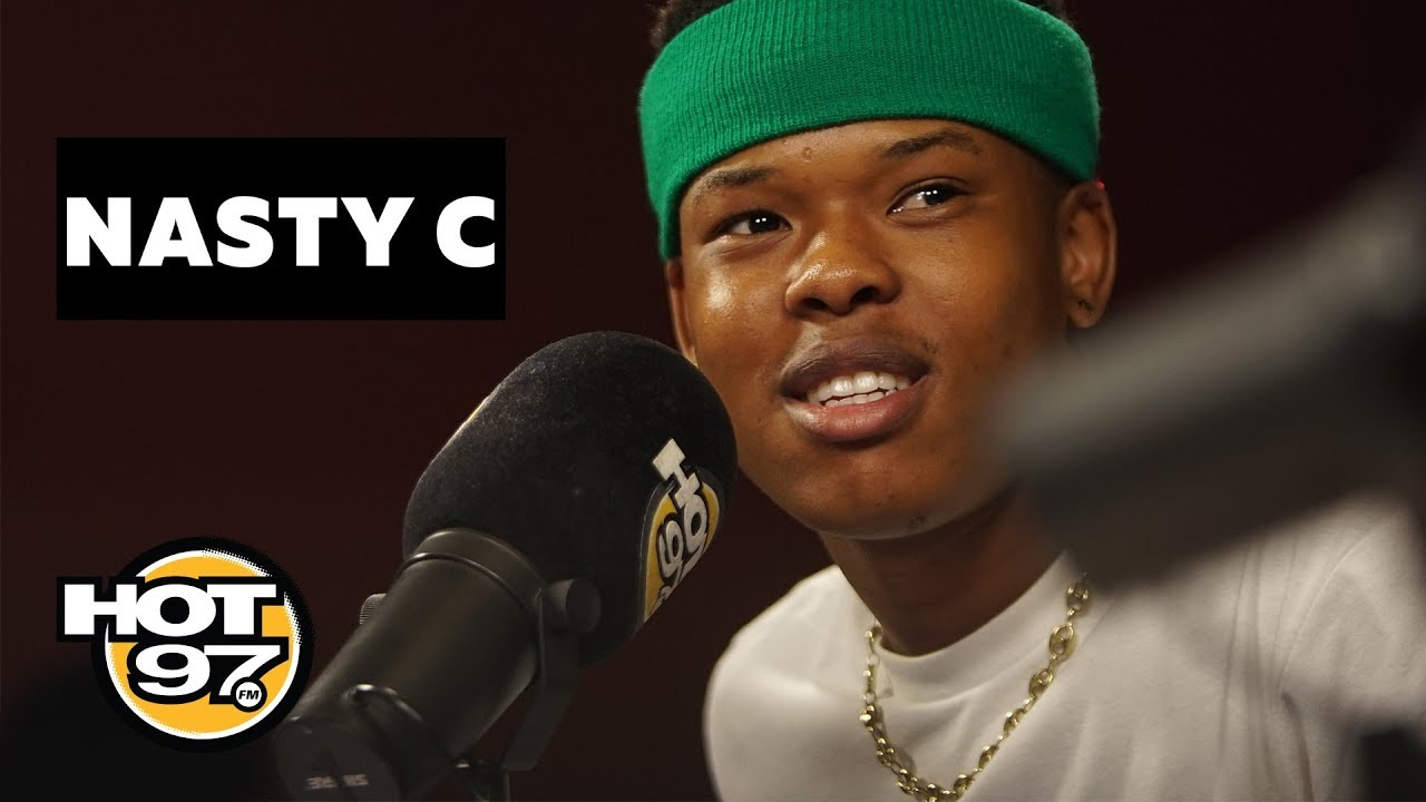 Nasty C Hairstyle: Nasty C Talks Hip Hop In South Africa, Gets A Bad Haircut