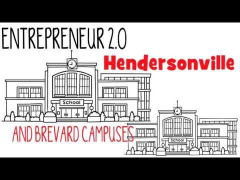 Entrepreneur 2.0 Class at Blue Ridge Community College