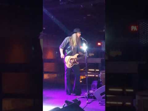 Cody Tate from Whiskey Myers, Cut from a Different Mold