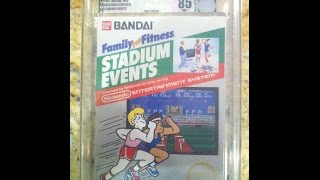 Stadium Events Sealed NES Game on Ebay - #CUPodcast