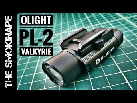 Olight PL-2 Valkyrie 1200 Lumens - TheSmokinApe