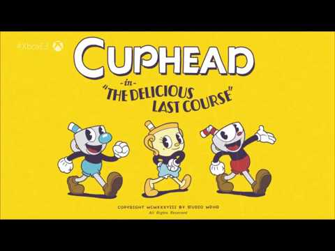 Cuphead (DLC)-in- THE DELICIOUS LAST COURSE