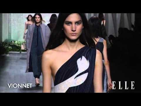 Vionnet. Paris Fashion Week otoño invierno 2014/2015 | Elle España