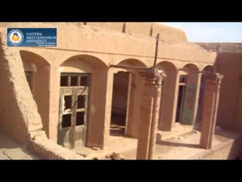 sustainability indicator of vernacular architecture of yazd city ,work by Ali Haghshenas