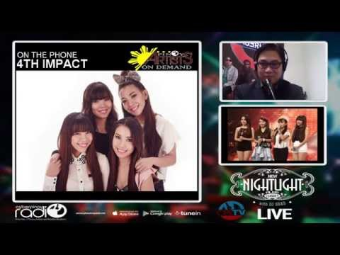 4TH IMPACT FULL INTERVIEW with ENGLISH SUBs NIGHTLIGHT with DJBRAD