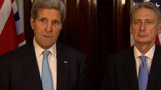 Kerry: Israel Synagogue Attack