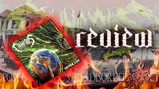 Review Cannabies Sativa Syn Brutal Mind Records Dani Zed