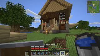 Dziennik z Minecraft (PL) Willa z Basenem - Sezon 3 Dzień 43