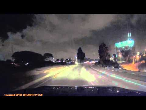 An Englishman Road Tripping Around LA USA
